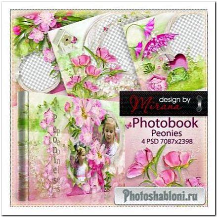 Цветочный фотоальбом - Пионы в моем саду