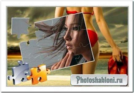 Фоторамка - Пазлы