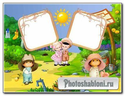 Рамки детские - 3