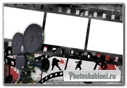 Рамка для фото – Cinema