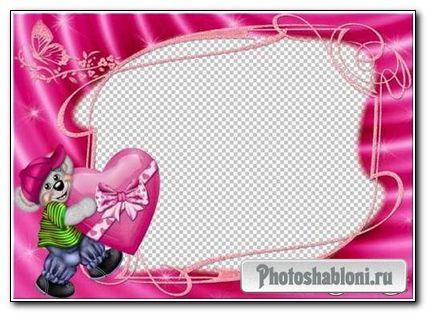 8 Frames for Photoshop 2