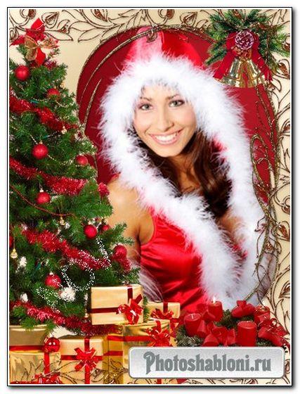 Новогодняя рамочка для фото -Новогодний праздник