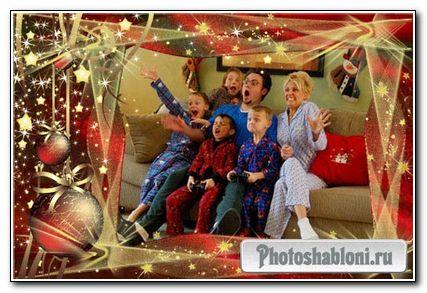 Семья Рождество